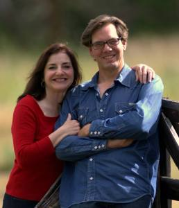 Jim and Stephanie Kroepfl author photo