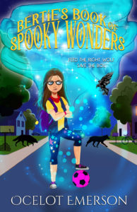 Bertie's Book of Spooky Wonders cover