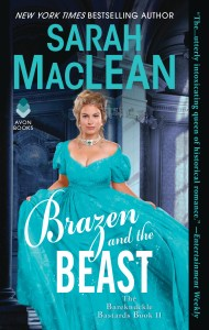 Brazen and the Beast cover