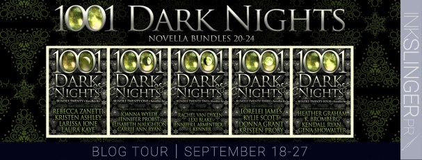 1001 Dark Nights novella bundles 20-24 tour banner