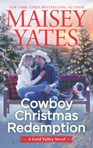 Cowboy Christmas Redemption cover