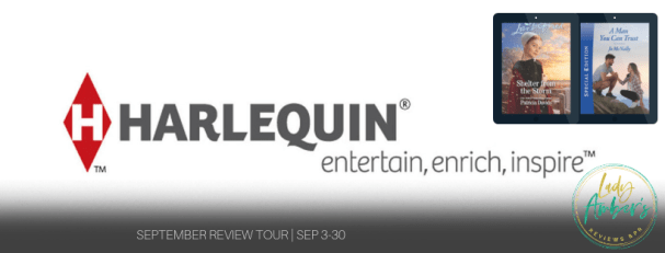 Harlequin Recommended Reads tour banner
