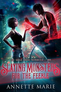 Slaying Monsters for the Feeble covers