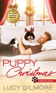 Puppy Christmas cover