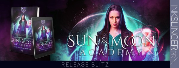 Sun and Moon Academy release blitz banner