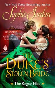 The Duke's Stolen Bride cover