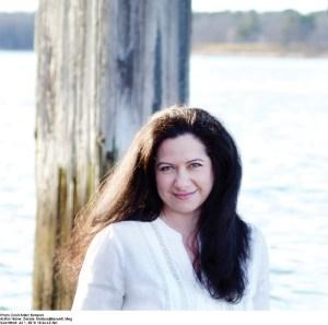 Melissa Senate author photo