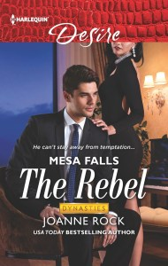 The Rebel cover