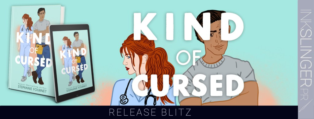 Kind of Cursed release blitz banner