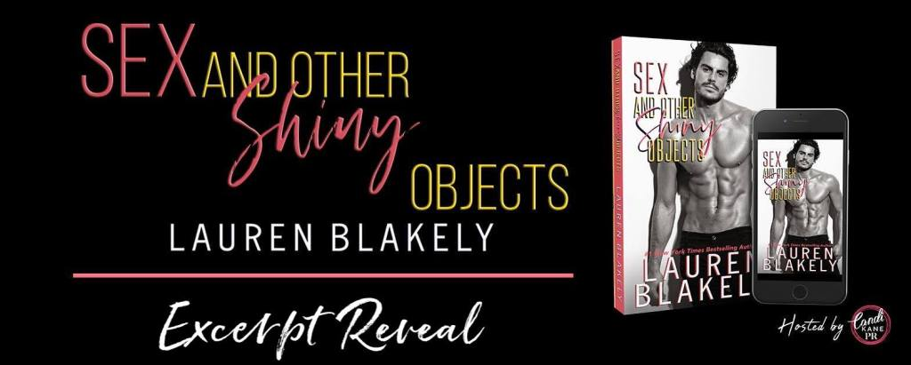 Sex and Other Shiny Objects excerpt reveal banner