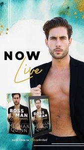 Boss Man Bridegroom now live!