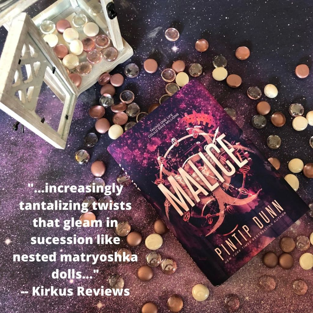 """...increasingly tantalizing twists that gleam in sucession like nested matryoshka dolls..."" -Kirkus Reviews"