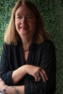 Catherine Stine author photo