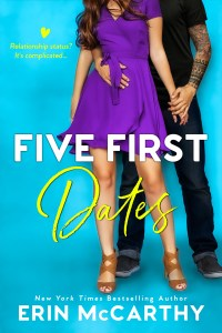 Five First Dates cover