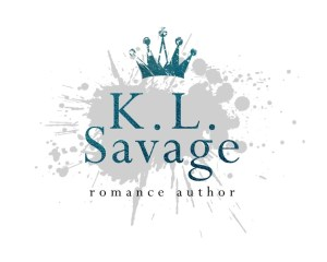 K.L. Savage author graphic