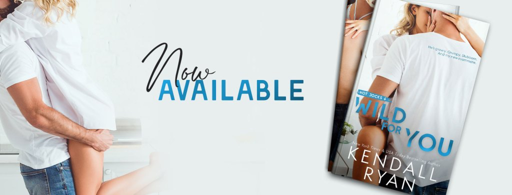 Wild for You now available banner
