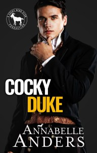 Cocky Duke cover
