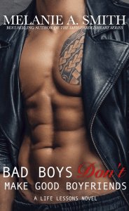 Bad Boys Don't Make Good Boyfriends cover