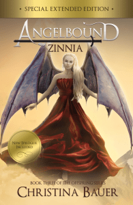 Angelbound Offspring Zinnia cover