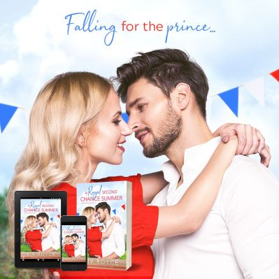 Falling for the prince... teaser graphic