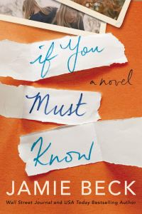 If You Must Know cover
