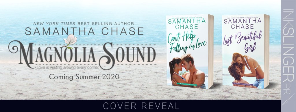 Magnolia Sound (Can't Help Falling in Love and Last Beautiful Girl) dual cover reveal / coming soon banner