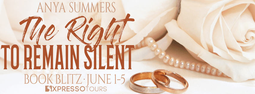 The Right to Remain Silent book blitz banner