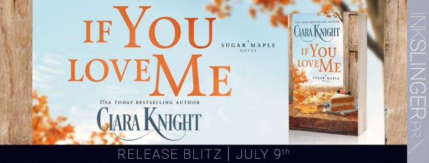 If You Love Me release blitz banner