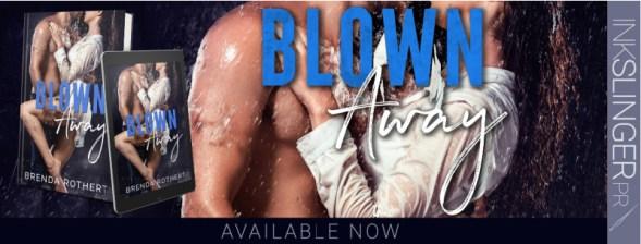 Blown Away relaunch banner