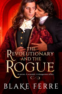 The Revolutionary and the Rogue cover