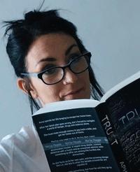 Aphra Wilson author photo