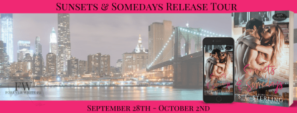 Sunsets & Somedays Release Tour banner