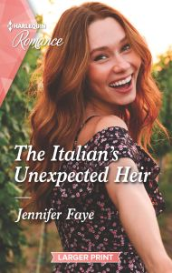 The Italian's Unexpected Heir cover