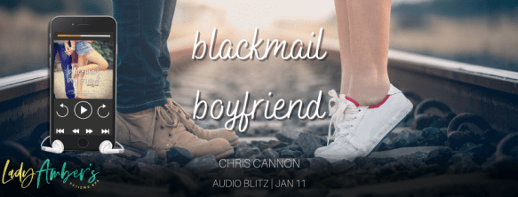 Blackmail Boyfriend audio blitz banner