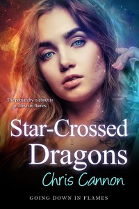 Star-Crossed Dragons cover