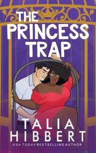 The Princess Trap new cover