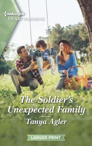 The Soldier's Unexpected Family cover