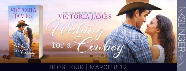 Wishing for a Cowboy blog tour banner