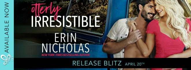 Otterly Irresistible by Erin Nicholas  Release Day Banner