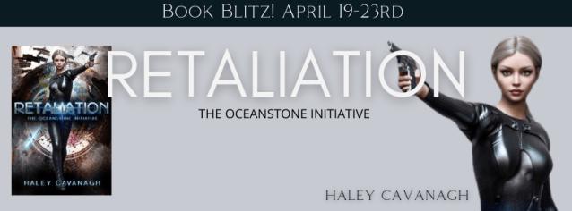 Retaliation The Oceanstone Initiative Book blitz banner