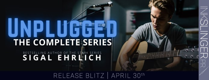Unplugged the complete series release day banner