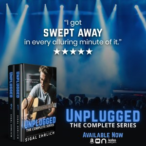 """I got swept away in every alluring minute of it"" FIVE stars  Unplugged the complete series teaser"