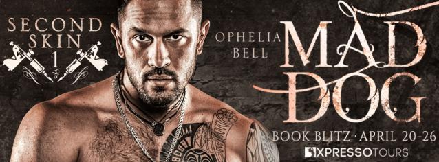 Mad Dog book blitz banner