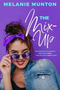 The Mix-Up cover