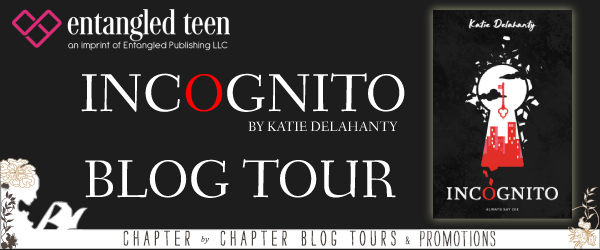 Incognito blog tour banner