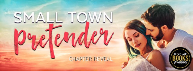 Small Town Pretender chapter reveal banner