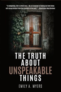 The Truth About Unspeakable Things cover
