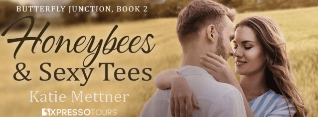 Honeybees and Sexy Tees cover reveal banner
