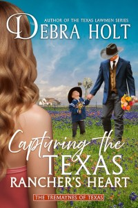 Capturing the Texas Rancher's Heart cover