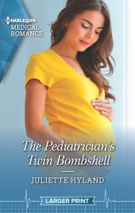 The Pediatrician's Twin Bombshell cover